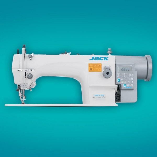 راسته دوز دوپایه جک jk-6380E-3B